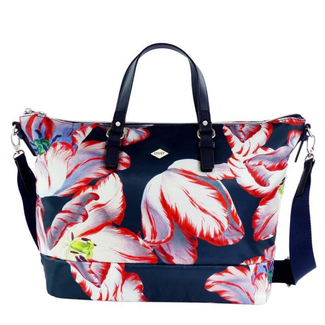 Oilily Picnic Handbag LHZ Dark Blue