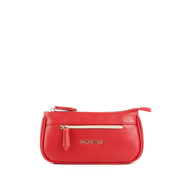 Valentino Globe Basic Cosmetic Bag Rosso