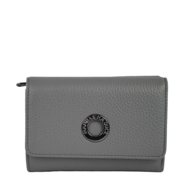 Mandarina Duck Mellow Leather Portemonnaie Gargoyle FZP6508U