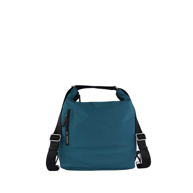 Mandarina Duck Hunter Schultertasche Colonial Blue LIT1023B