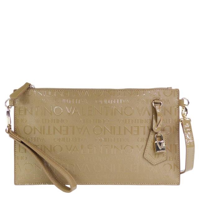 VALENTINO BAGS Serenity VBS1OM07 Umhängetasche Clutch Taupe