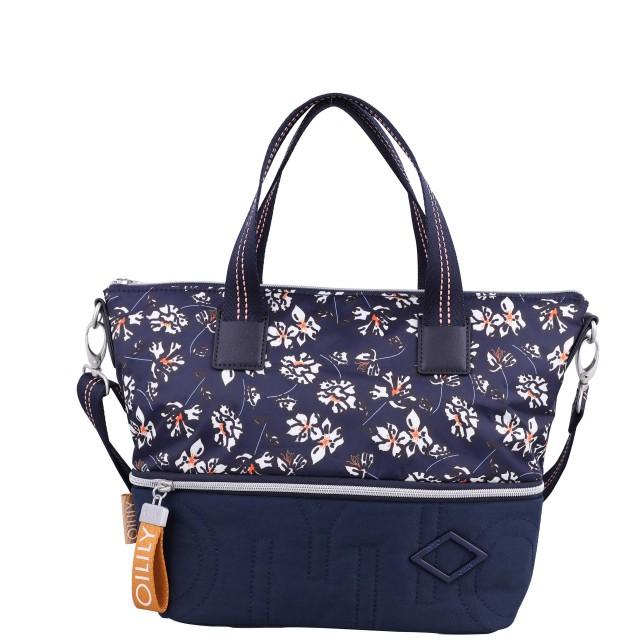 Oilily Charm Handbag Mhz Handtasche Blauschwarz