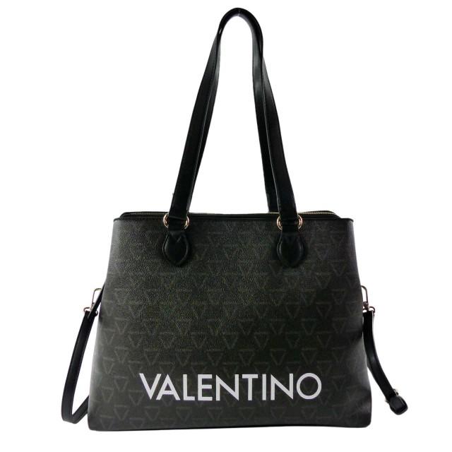 VALENTINO BAGS Damen Liuto Shopper Schwarz