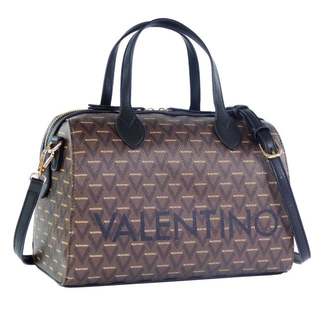 VALENTINO BAGS Liuto Bowling Bag Nero/Multicolor