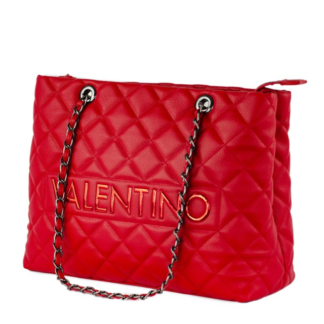 VALENTINO BAGS Licia Shopper Rot