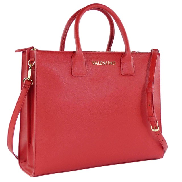 Valentino by Mario Valentino Gong Business Tasche Rot