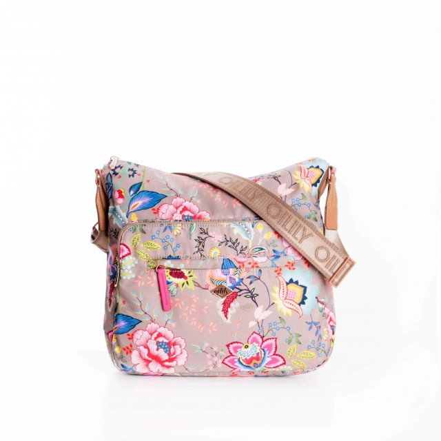 Oilily Color Bomb M Shoulder Bag OIL0107-852 Dune
