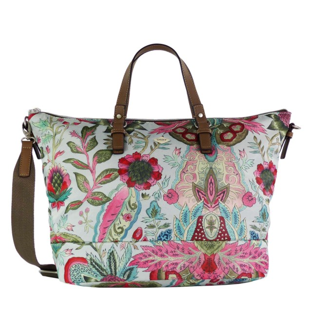 Oilily Picnic Handbag LHZ Light Grey
