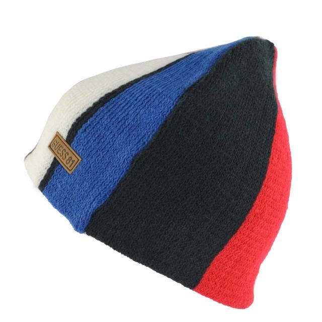 Guess Mütze Blau AM6526WOL01-BLA