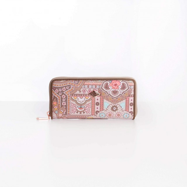 Oilily Simply Ovation M Zip Wallet Cornfield