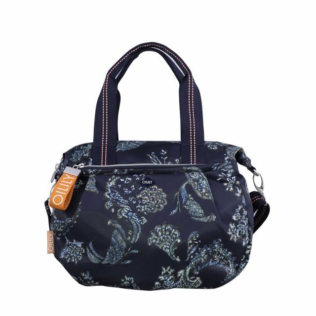 Oilily Groovy Handbag Mhz Handtasche Dunkelblau
