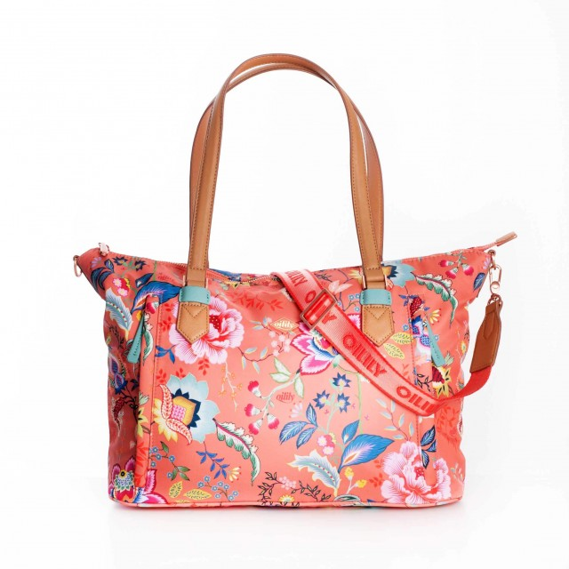 Oilily Color Bomb M Carry All OIL0104-116 Camelia