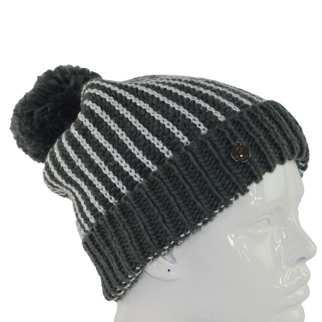 Guess Mütze Grau AW6823WOL01-GRE