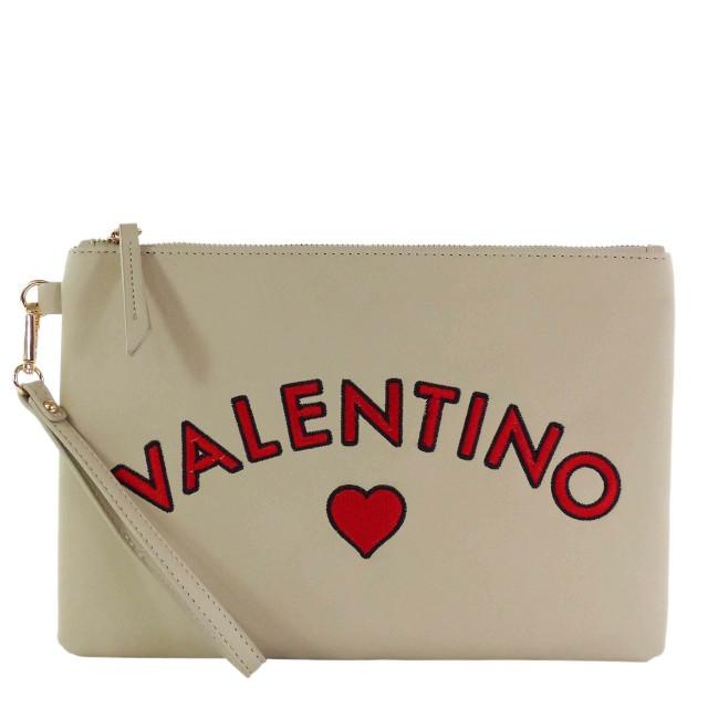 VALENTINO BAGS Alice Clutch grau
