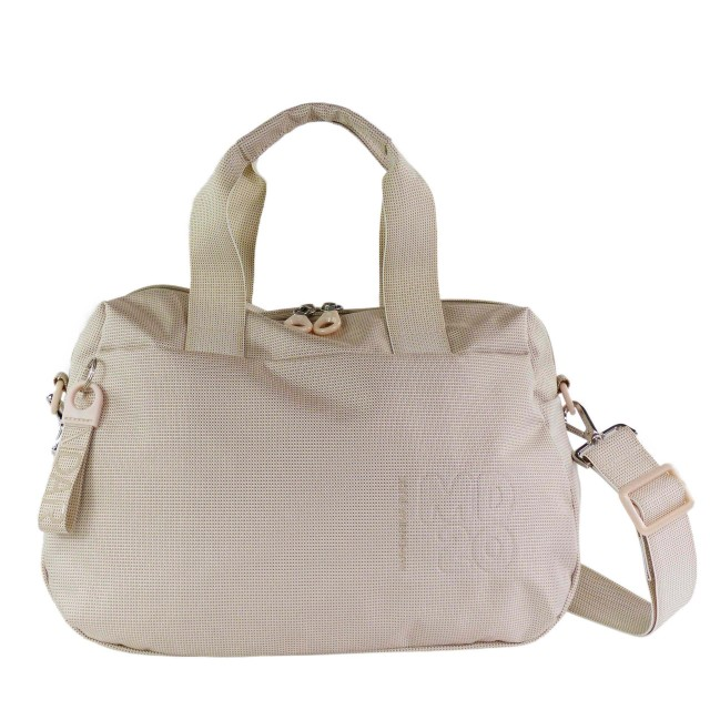 Mandarina Duck Damen MD 20 Bowling Bag QMT13 Off White