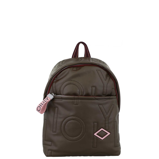 Oilily Gladdy Backpack Mvz Rucksack Khaki
