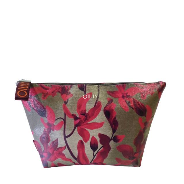 Oilily Jolly Cosmetic Pouch LHZ 1 Kosmetiktasche Rot