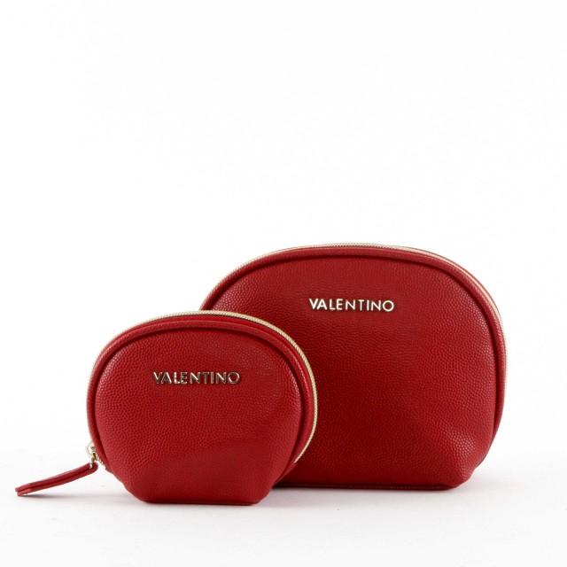 VALENTINO BAGS Globe VBE2ULBXK1 Cosmetic Package Kosmetiktasche Rosso