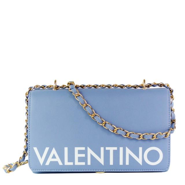 VALENTINO BAGS Masha Umhängetasche Blau Weiß