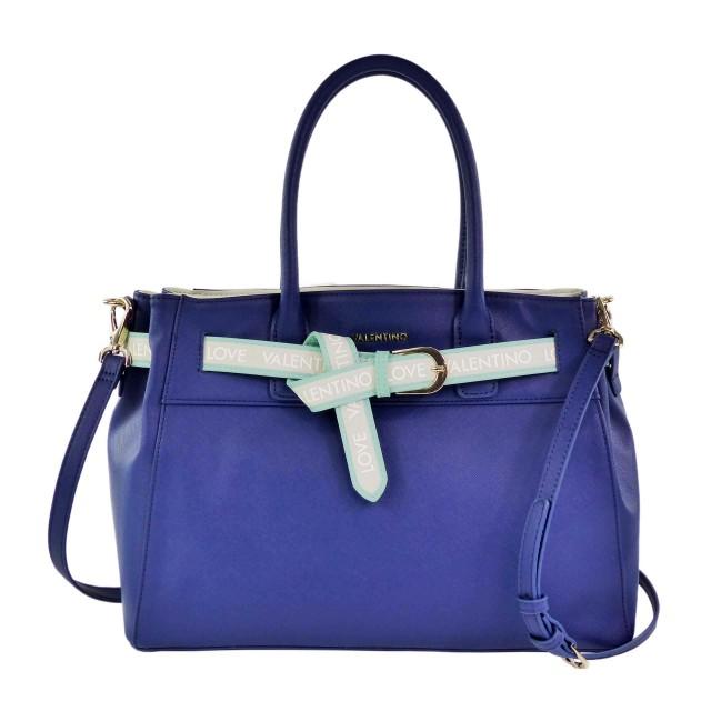 Valentino by Mario Valentino Koda Kelly Queen Bag Handtasche Blau