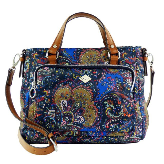 Oilily Picnic Handbag SHZ Night Blue