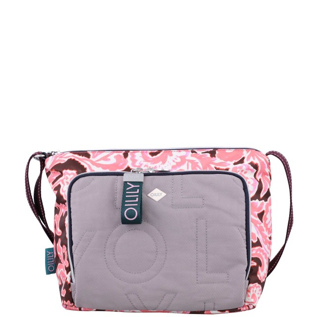 Oilily Charm Shoulderbag Mhz Schultertasche Rose