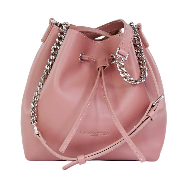 Lancaster Parisienne Treasure Bucket Bag Antikrosa