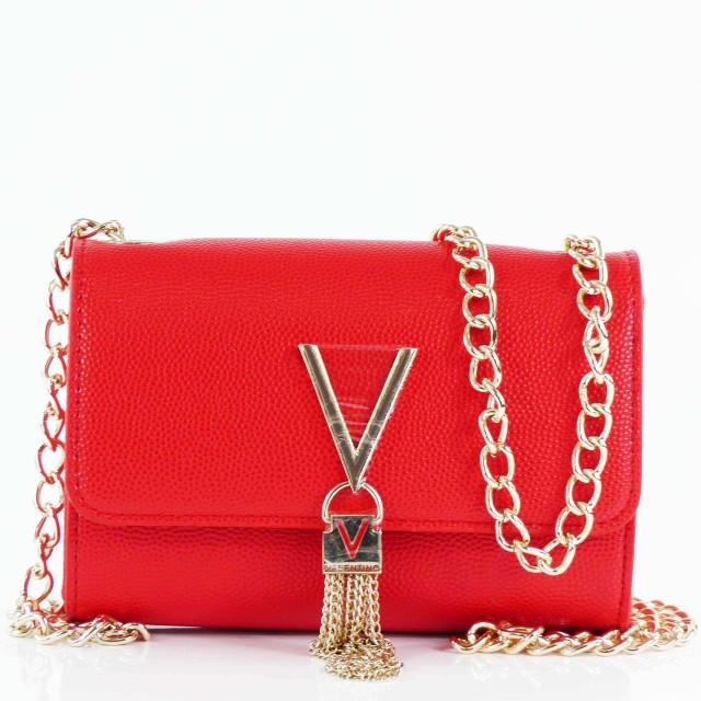 VALENTINO BAGS Divina Umhängetasche Rot