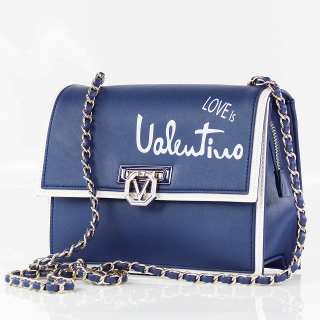 VALENTINO BAGS Stewie Umhängetasche Blau