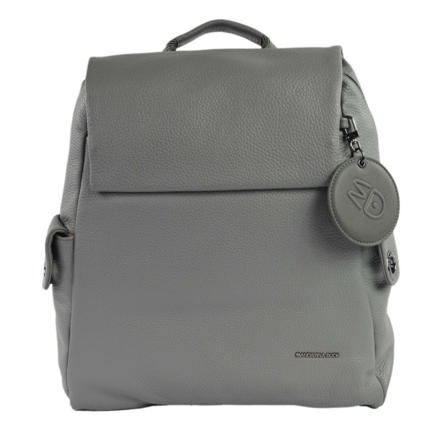 Mandarina Duck Mellow Leather Rucksack Gargoyle FZT9208U