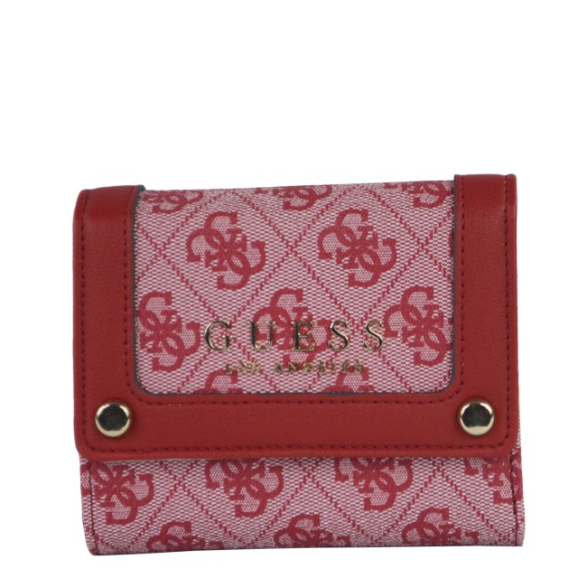 Guess Florence SLG Red Porte­mon­naie SWSG6991430