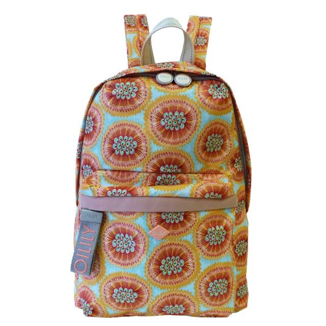 Oilily Enjoy Passion Fruit Backpack Lvz Rucksackhandtasche Orange