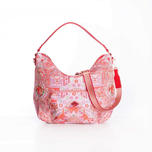 Oilily Simply Ovation City Hobo OIL0124-115 Old Rose