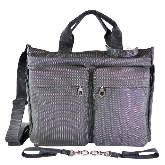 Mandarina Duck Damen MD 20 Baby Bag Duffle Steel