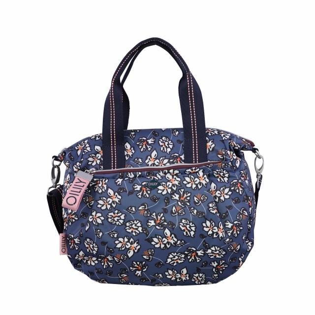 Oilily Groovy Handbag Mhz Handtasche Grau