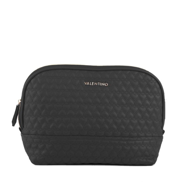 VALENTINO BAGS Golden M Toiletry Bag Nero