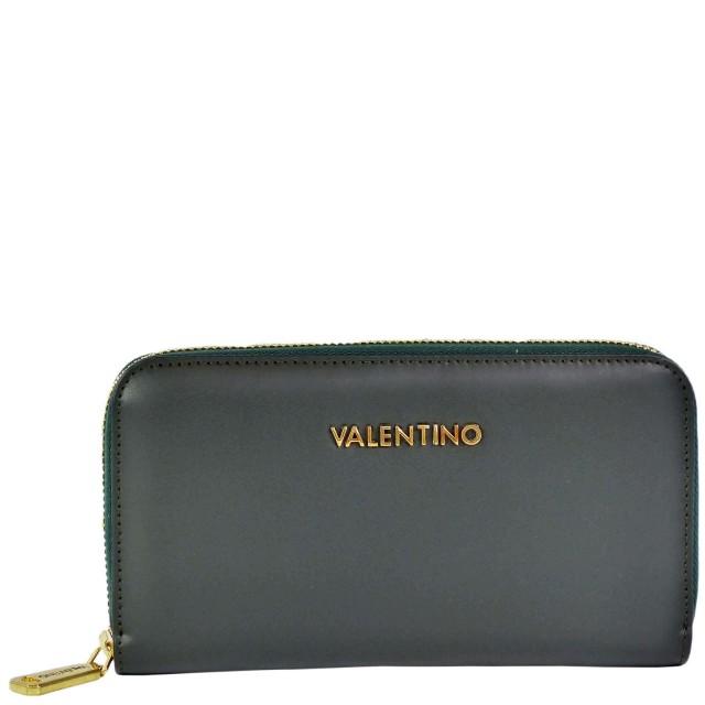 VALENTINO BAGS Washington Verde Geldbörse Dunkelgrün VLPP2V1156