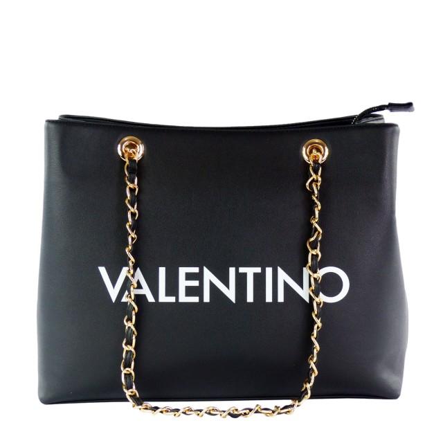 Valentino by Mario Valentino Masha Shopper Schwarz Weiß