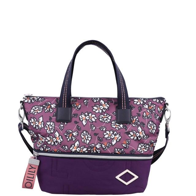Oilily Charm Handbag Mhz Handtasche Mauve