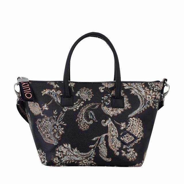 Oilily Jolly Handbag Mhz Handtasche Dunkelblau