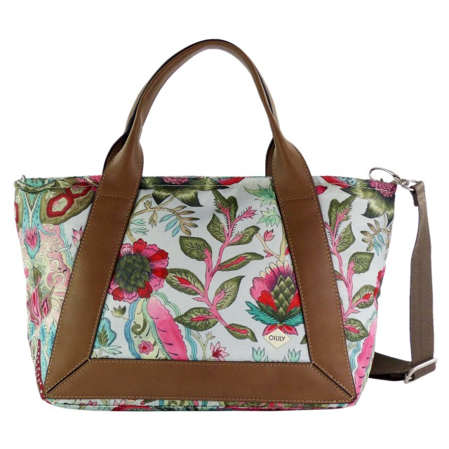 Oilily Mirador Handbag LHZ Light Grey