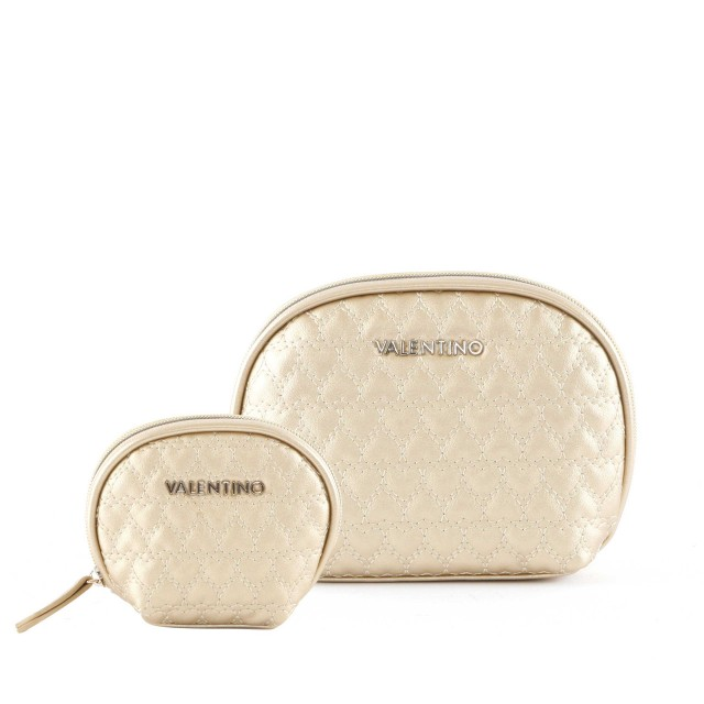 Valentino Golden VBE2UXBXK1 Cosmetic Package Kosmetiktasche Oro
