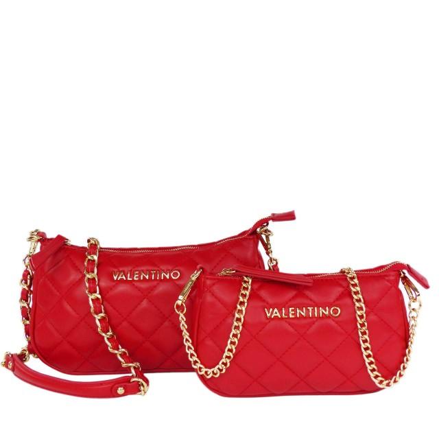 VALENTINO BAGS Ocarina Taschen-Set Rot