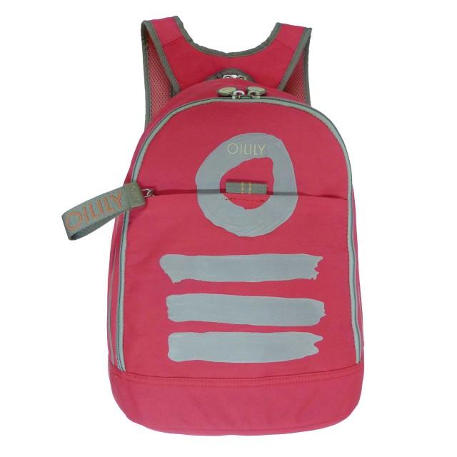 Oilily Fun Nylon Backpack Lvz Rucksackhandtasche Pink