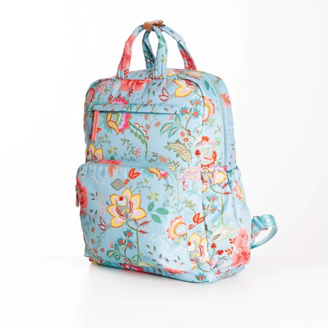 Oilily Color Bomb M Backpack OIL0102-116 Turquoise