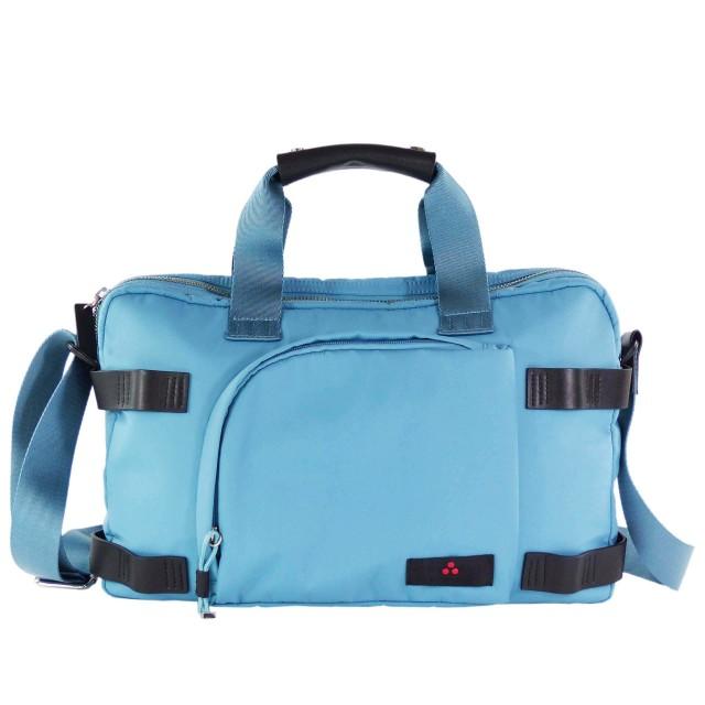 Peuterey Messenger Bag Türkisblau DIOGO NY - PTT0015
