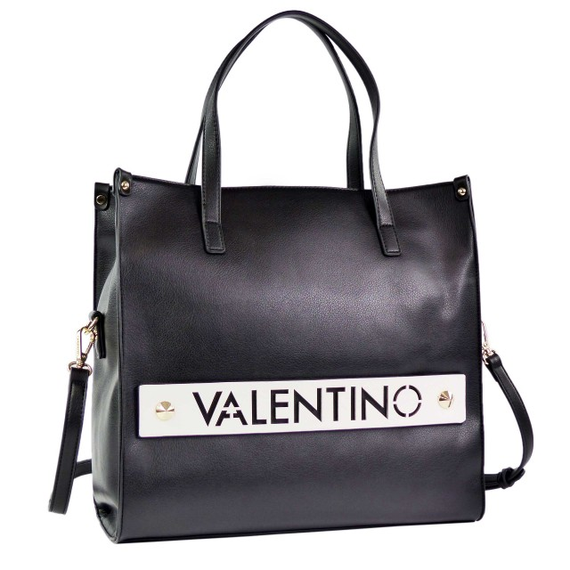 Valentino by Mario Valentino Flores Handtasche Schwarz