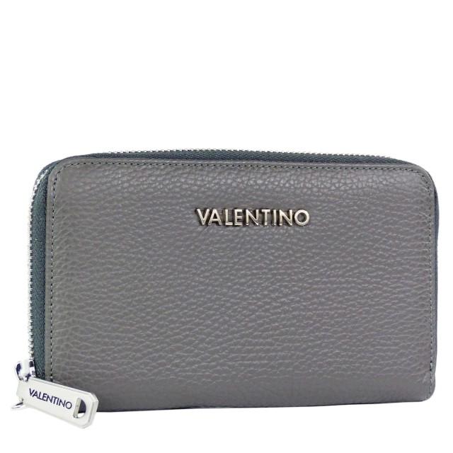 VALENTINO BAGS Seattle Grigio Geldbörse Grau VLPP2V0166