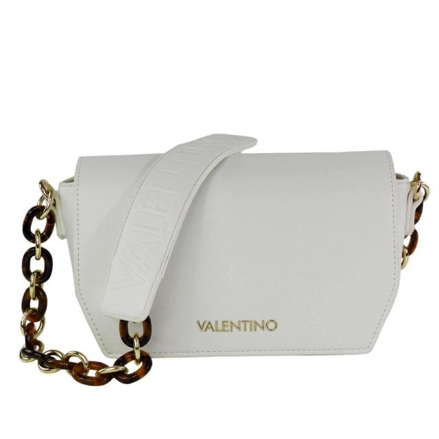 VALENTINO BAGS Damen Prue Handtasche Weiß