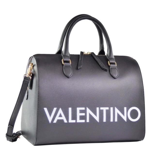 Valentino Masha Handtasche Schwarz Weiß